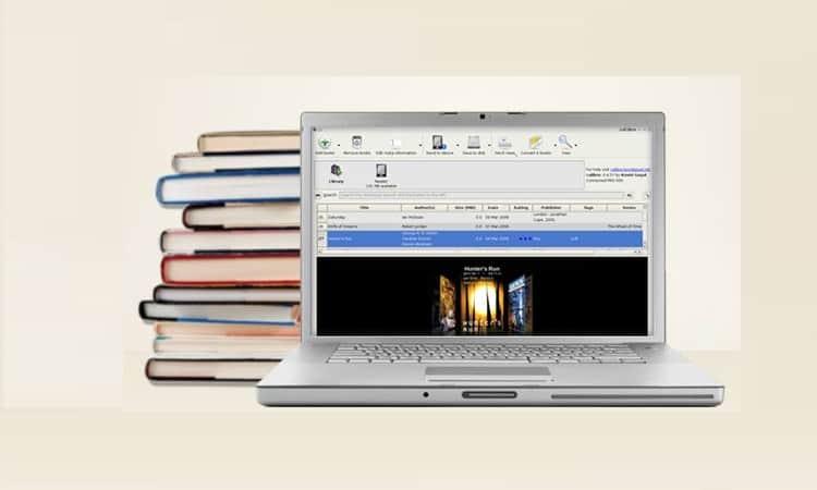 صورة تحميل برنامج Calibre لإنشاء وإدارة وتحويل الكتب الإلكترونية