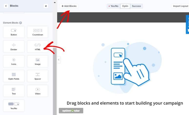 Add-blocks