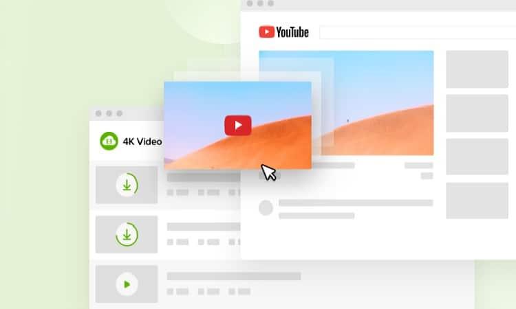 صورة تحميل برنامج 4K YouTube to MP3