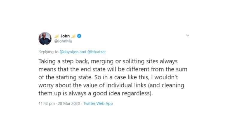 جون مولر يرد على سؤال حول نقل اكثر من موقع الى موقع اخر - تويتر