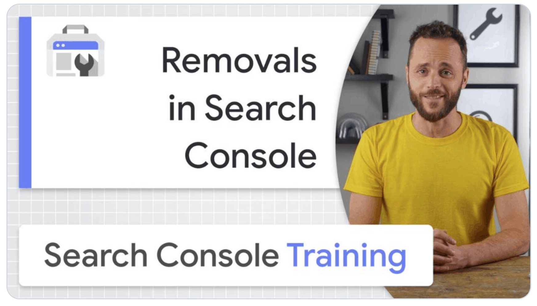 طريقة استخدام أداة إزالة عناوين URL في Search Console - فيديو توضيحي
