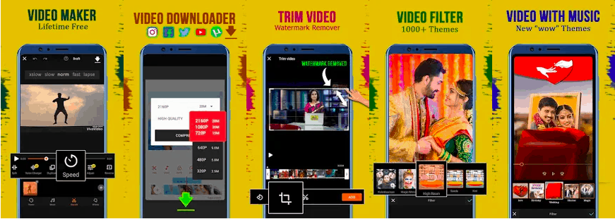 VivaVideo تطبيق