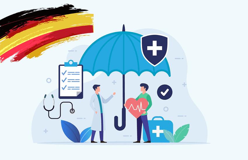 التأمين الصحي في المانيا
