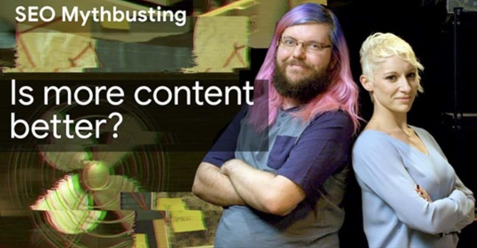 جوجل يوضح متى يكون انشاء الكثير من المحتوى مناسبا ومتى لا يكون كذلك