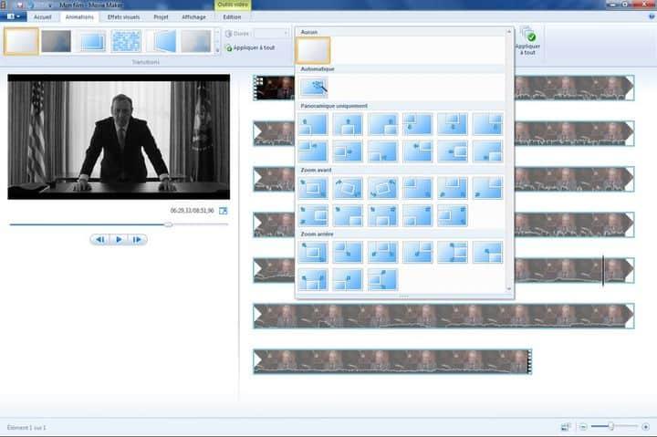 مونتاج فيديو Movie Maker