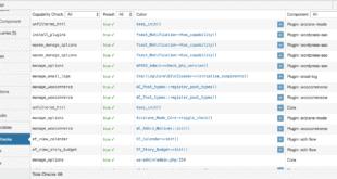 Query Monitor اضافة لكشف الإضافات البطيئة واخطاء القوالب