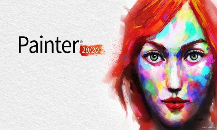 تحميل برنامج الرسام وتحرير الصور Corel Painter 2020 رابط مباشر