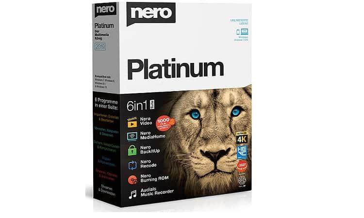 تحميل برنامج نيرو بلاتينيوم Nero Platinum الاصدار الاخير