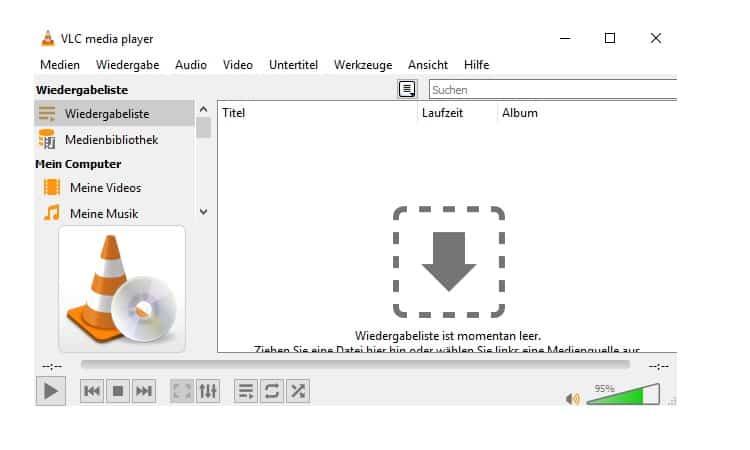 تحميل مشغل VLC Media Player برابط مباشر