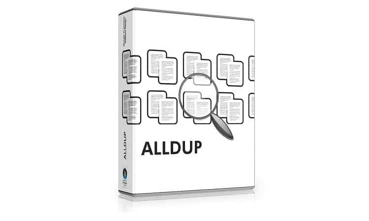 تحميل برنامج AllDup للبحث عن الملفان المكررة و حذفها