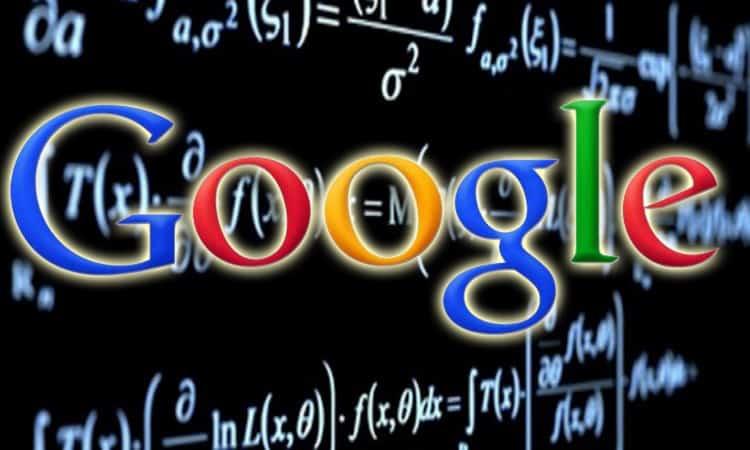 خوارزمية جوجل