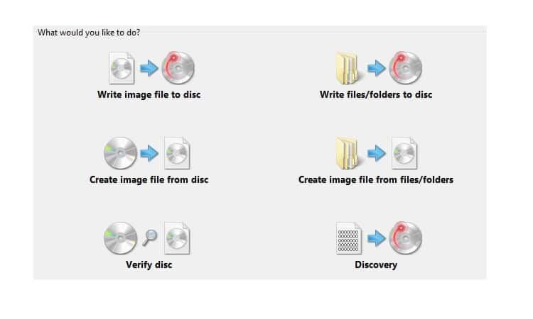 تحميل برنامج ImgBurn مجانا لحرق ونسخ الـ DVD و CD و أقراص Blu-ray