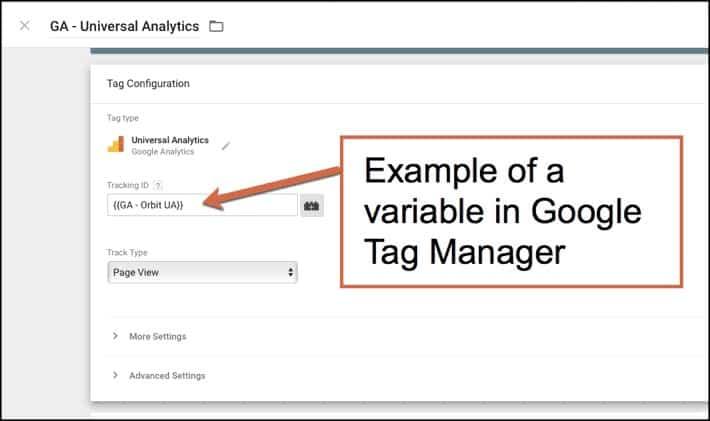 كود UA في Google Analytics